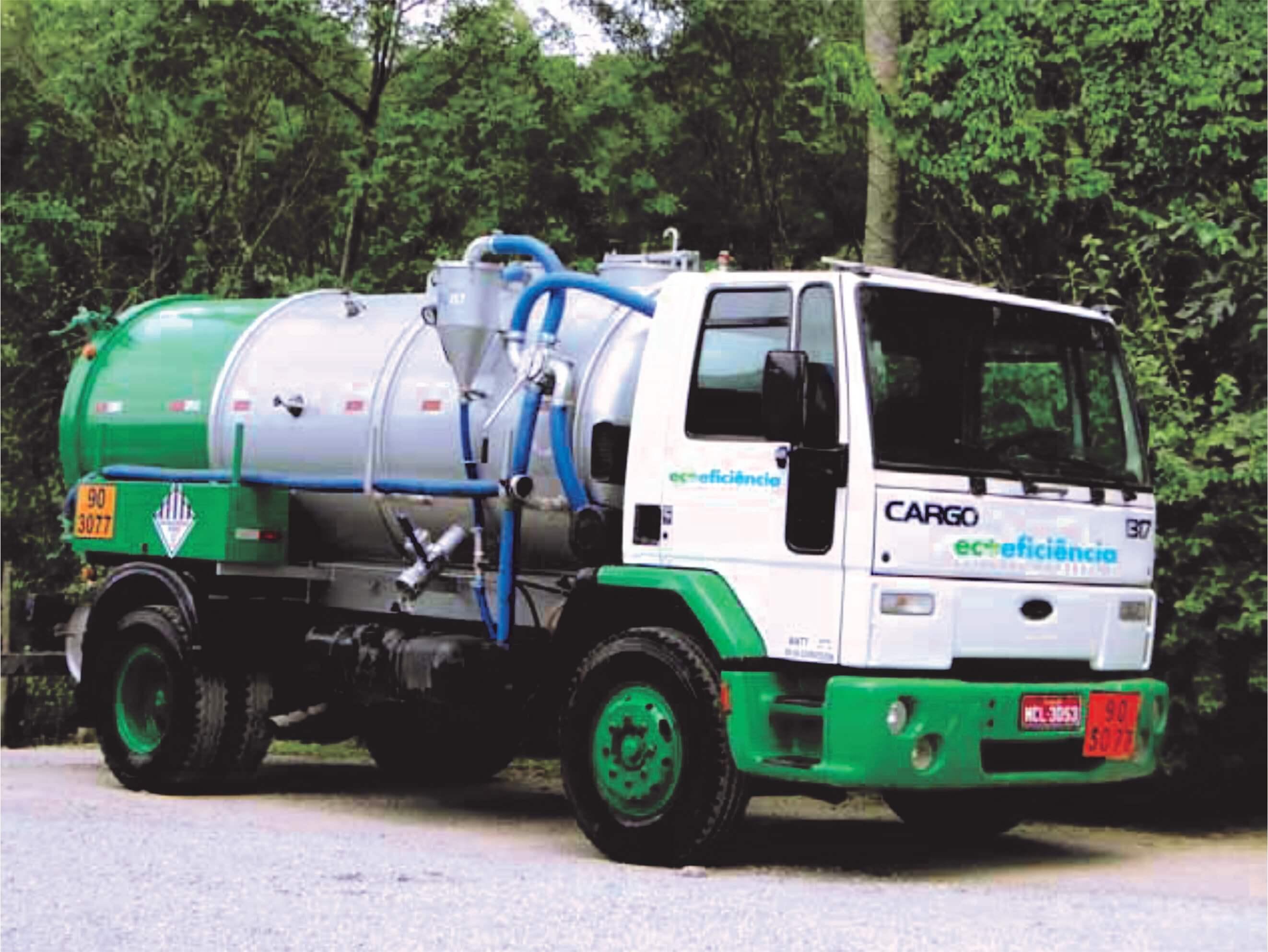 Limpeza de caixa separadora de agua e óleo (CSAO)