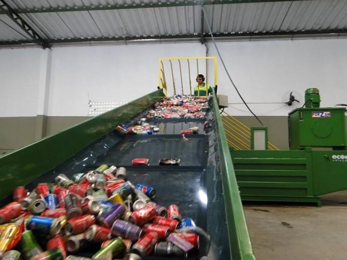 Valorização de Materiais Recicláveis